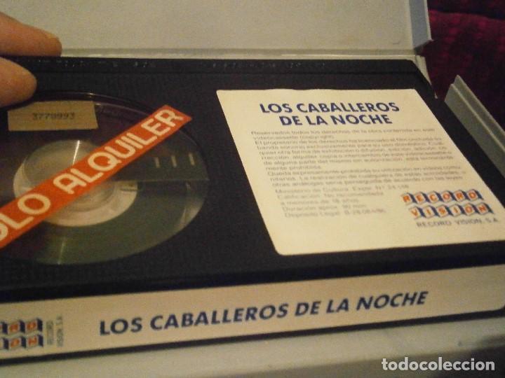 Cine: LOS CABALLEROS DE LA NOCHE BETA - Foto 4 - 211886268