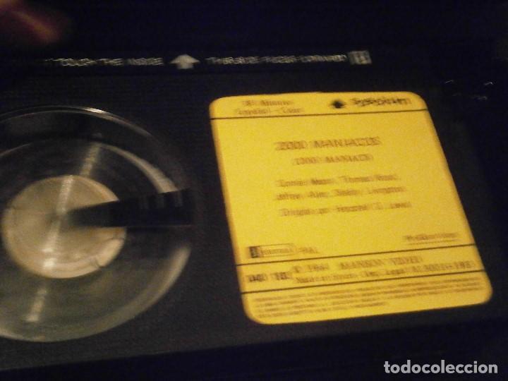 Cine: 2000 MANIACOS BETA CAJA GRANDE - Foto 4 - 211886342