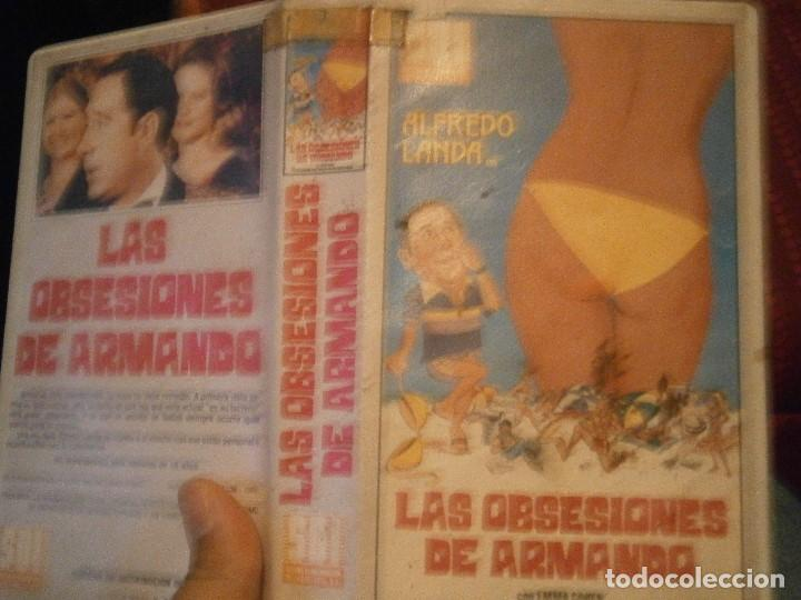 Cine: LAS OBSESIONES DE ARMANDO BETA ¡¡ - Foto 2 - 211886431