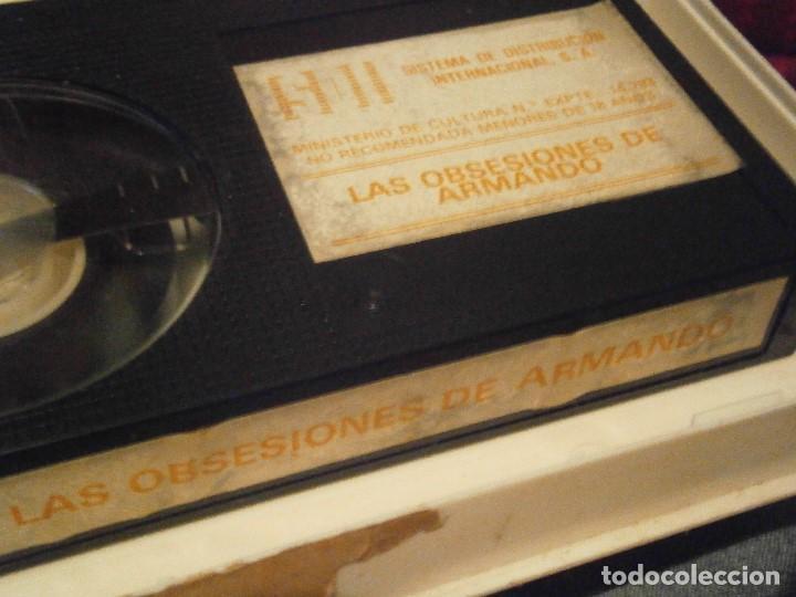 Cine: LAS OBSESIONES DE ARMANDO BETA ¡¡ - Foto 4 - 211886431