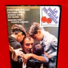 Cine: EL CRIMEN DEL CAPITAN SANCHEZ (1985) - LA HUELLA DEL CRIMEN - NUNCA EN TC. Lote 211911287