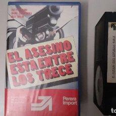 Cine: BETA EL ASESINO ESTA ENTRE LOS TRECE - PAUL NACHY - GIALLO. Lote 211920006