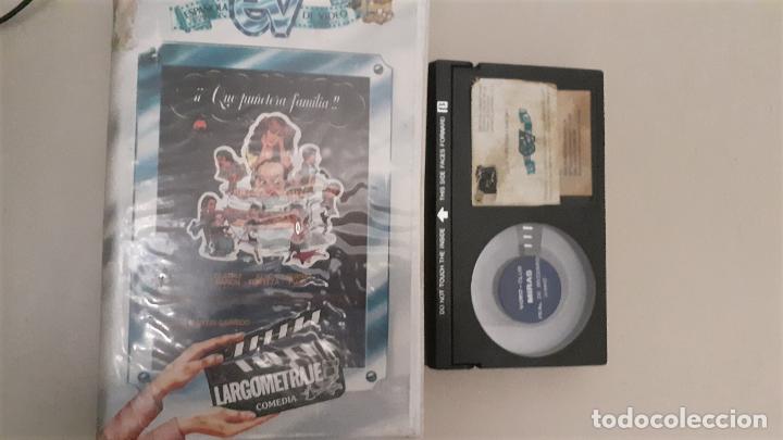 BETA QUE PUÑETERA FAMILIA - MARTIN GARRIDO - BEATRIZ BARON - XESC-BERNAT (Cine - Películas - BETA)