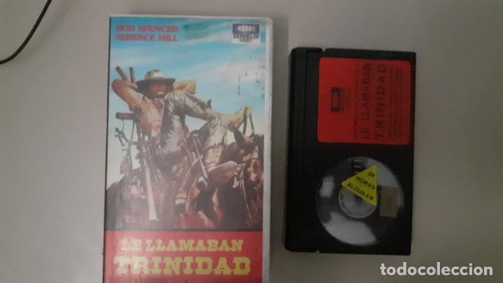 BETA LE LLAMABAN TRINIDAD - TRENCE HILL (Cine - Películas - BETA)