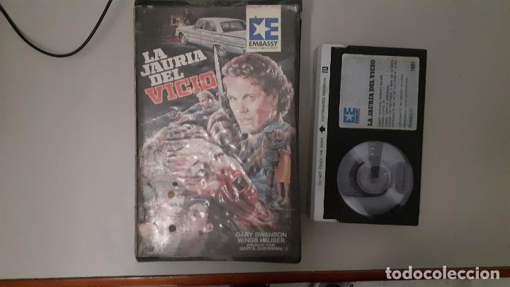 BETA LA JAURIA DEL VICIO - WINGS HAUSER (Cine - Películas - BETA)