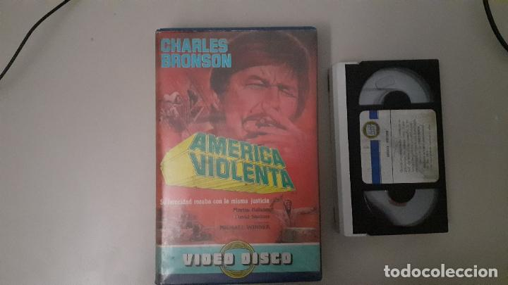 BETA AMERICA VIOLENTA (Cine - Películas - BETA)