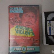 Cine: BETA AMERICA VIOLENTA. Lote 211923378