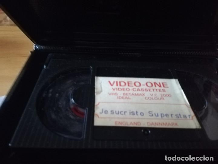 Cine: JESUCRISTO SUPERSTAR BETA ORIGINAL EDUCION PRIMITIVA - Foto 2 - 210448653