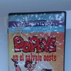 Cine: POPEYE EN EL SALVAJE OESTE - PELICULA/CINTA VIDEO 2000. Lote 212654680