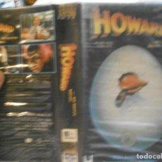 Cine: HOWARD,,1 EDICION BETA CAJA GRANDE¡¡DISPONEMOS ,MAS DE 60,000,EN VHS BETA 2000,. Lote 213297756