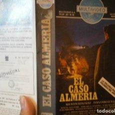 Cine: EL CASO ALMERIA¡BETA 1 EDICION,DISPONEMOS,MAS,DE,60.000,EN VHS BETA 2000¡. Lote 213541227