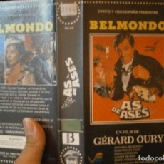 Cine: AS DE ASES¡BETA 1 EDICION,DISPONEMOS,MAS,DE,60.000,EN VHS BETA 2000¡. Lote 213541257