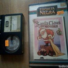 Cine: SANTA CLAUS Y LOS TRES OSITOS, BETA. Lote 213542048