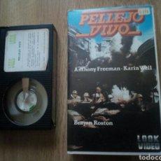 Cine: PELLEJO VIVO, KARIN WELL, BETA. Lote 213542601