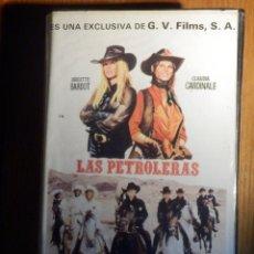 Cine: VIDEO-CASSETTE PELÍCULA BETAMAX - LAS PETROLERAS - LICENCIA EXHIBICIÓN - GRAN VIA FILMS. Lote 213830388