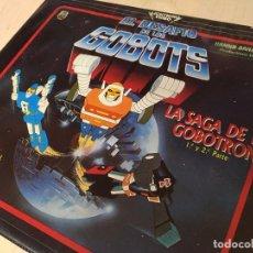 Cine: EL DESAFIO DE LOS GOBOTS BETA ESTUCHE DOBLE. Lote 214502430