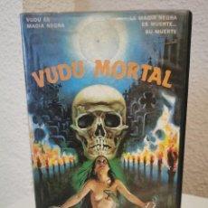 Cine: BETA VUDÚ MORTAL. Lote 215761256