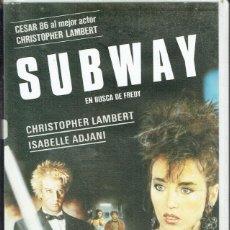 Cinema: SUBWAY (EN BUSCA DE FREDY). Lote 217114047
