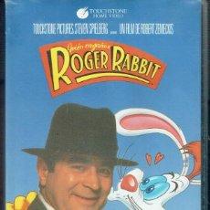 Cinema: ¿QUIÉN ENGAÑÓ A ROGER RABBIT?. Lote 217114491