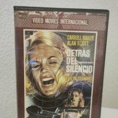 Cine: BETA DETRÁS DEL SILENCIO 1EDICION UMBERTO LENZI. Lote 217125650