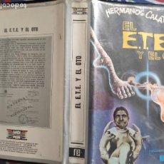Cine: EL E.T.E Y EL OTO. BETA. PROCEDENTE DE VIDEOCLUB CERRADO.. Lote 218812981