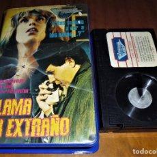 Cine: LLAMA UN EXTRAÑO - TERROR . SUSPENSE - BETA. Lote 218849763