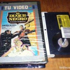 Cine: EL DUQUE NEGRO - CAMERON MITCHELL - BETA. Lote 218849780