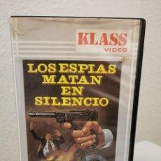Cine: BETA LOS ESPIAS MATAN EN SILENCIO. Lote 219076495