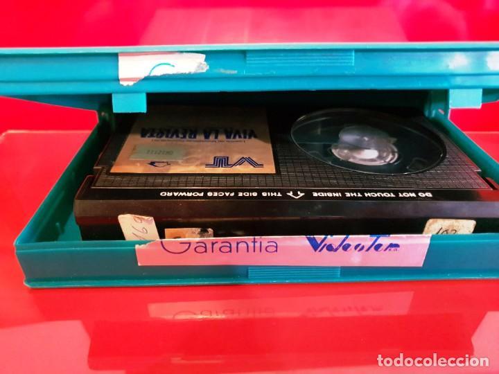 Cine: VIVA LA REVISTA - RAFAEL GIL, TANIA DORIS - ESTUCHE ORIGINAL!! - Foto 4 - 219606425
