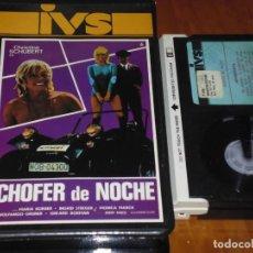 Cine: CHOFER DE NOCHE - MARIA KORBER, INGRID STEEGER, MONICA MARCK - BETA. Lote 219702062