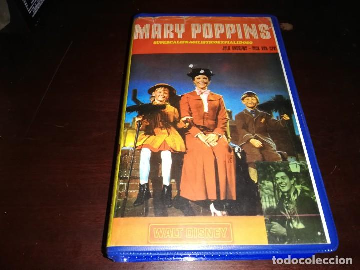 MARY POPPINS ORIGINAL WALT DISNEY EDICION UNICA (Cine - Películas - BETA)