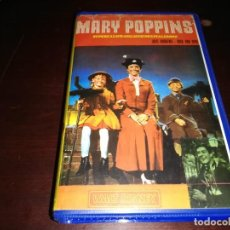 Cine: MARY POPPINS ORIGINAL WALT DISNEY EDICION UNICA. Lote 222085490