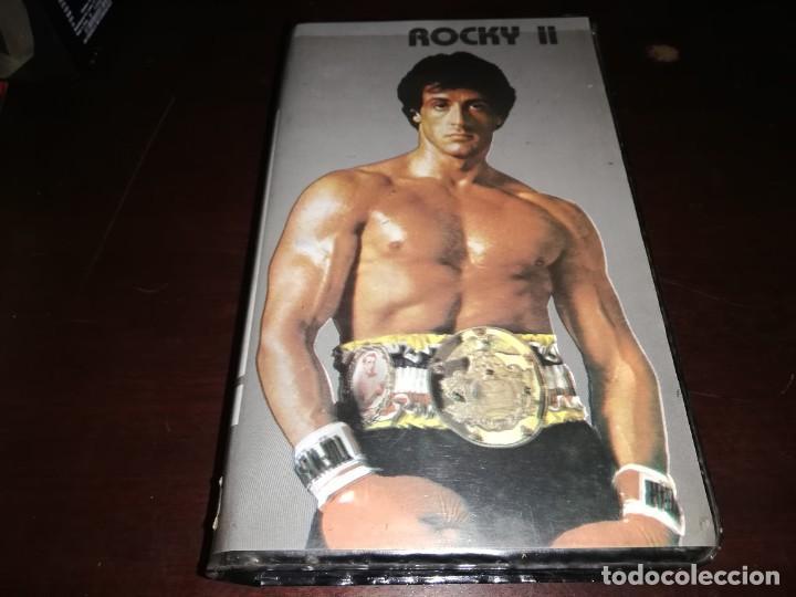 ROCKY 2 BETA ORIGINAL EDICION ARCAICA (Cine - Películas - BETA)
