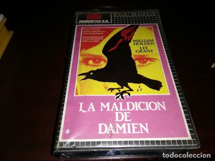 LA MALDICION DE DAMIEN LA PROFECIA BETA ORIGINAL EDICION UNICA (Cine - Películas - BETA)