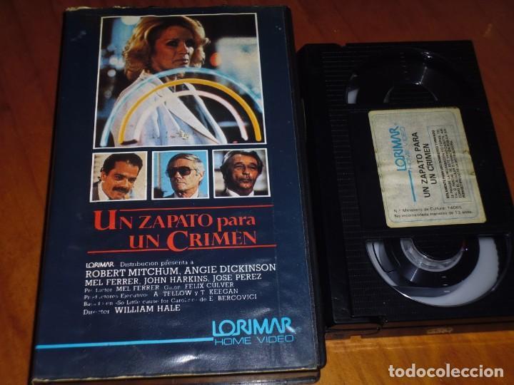 UN ZAPATO PARA UN CRIMEN - ANGIE DICKINSON - BETA (Cine - Películas - BETA)