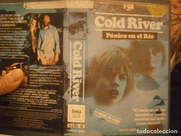 COLD RIVER BETA 1 EDICCION¡' (Cine - Películas - BETA)