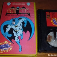 Cine: BAT MAN / BATMAN . SUPER SENSACIONALES HISTORIAS - ANIMACION - BETA. Lote 226455910