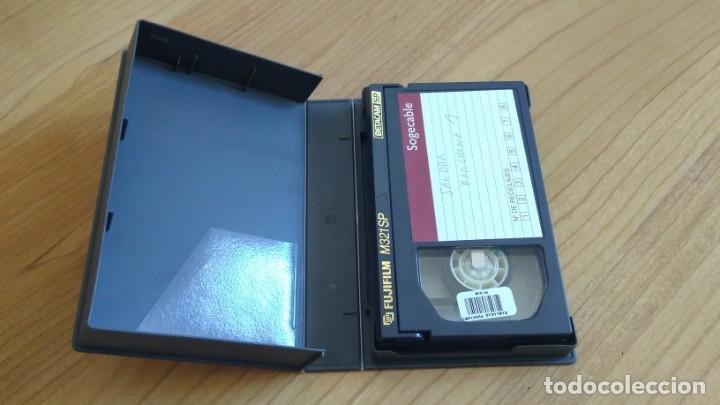 Cine: Cinta Beta -- Fujifilm M321 SP -- Betacam SP -- Sogecable -- Contenido de la película desconocido - Foto 2 - 235108365