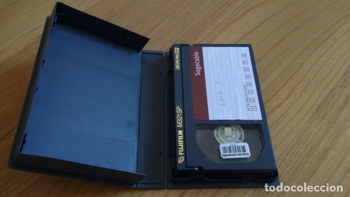 Cine: Cinta Beta -- Fujifilm M321 SP -- Betacam SP -- Sogecable -- Contenido de la película desconocido - Foto 2 - 235108800