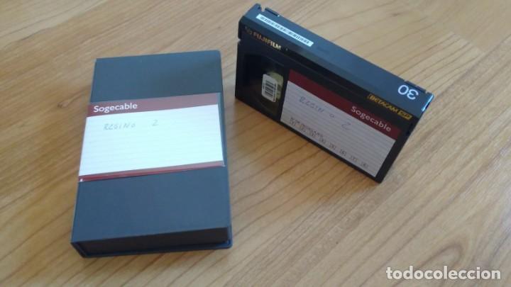 Cine: Cinta Beta -- Fujifilm M321 SP -- Betacam SP -- Sogecable -- Contenido de la película desconocido - Foto 2 - 235109000
