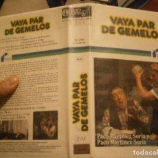 Cine: VAYA PAR DE GEMELOS,¡SISTEMA,2000¡ 1 EDICCION DISPONEMOS MAS DE 60.000,EN TODOS LOS FORMATOS BETA VH. Lote 235377145