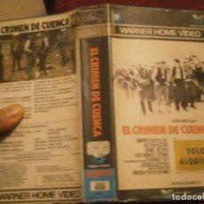 Cine: EL CRIMEN DE CUENCA,SISTEMA 2000,. Lote 235381035
