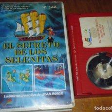 Cine: EL SECRETO DE LOS SELENITAS - BARON MUNCHAUSEN - JEAN IMAGE - DIBUJOS - BETA. Lote 235543440