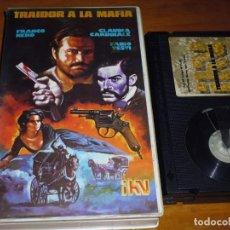 Cine: TRAIDOR A LA MAFIA - FRANCO NERO , FABIO TESTI , CLAUDIA CARDINALE - BETA. Lote 235543805