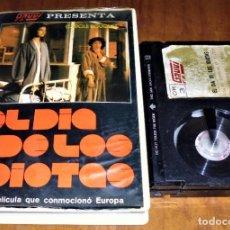 Cine: EL DIA DE LOS IDIOTAS - CAROLE BOUQUET - BETA. Lote 236247040