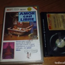 Cine: AMOR CASI LIBRE - PACO LARA POLOP , MANUEL SUMMERS - KALENDER - BETA. Lote 236489630
