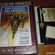 Cine: LOS ANGELES DEL INFIERNO - ROGER CORMAN, NANCY SINATRA - BETA. Lote 236489695