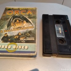 Cine: ORCA , LA BALLENA ASESINA - RICHARD HARRIS, CHARLOTTE RAMPLING - TERROR - V2000. Lote 236556060
