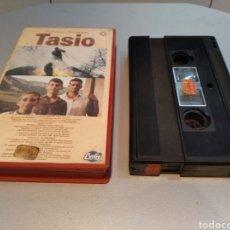 Cine: TASIO - 1º EDICIÓN - V2000. Lote 236570040