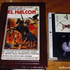 Cine: EL HALCON - FRANCO NERO, DRAGAN NIKOLIC - BETA. Lote 237625115